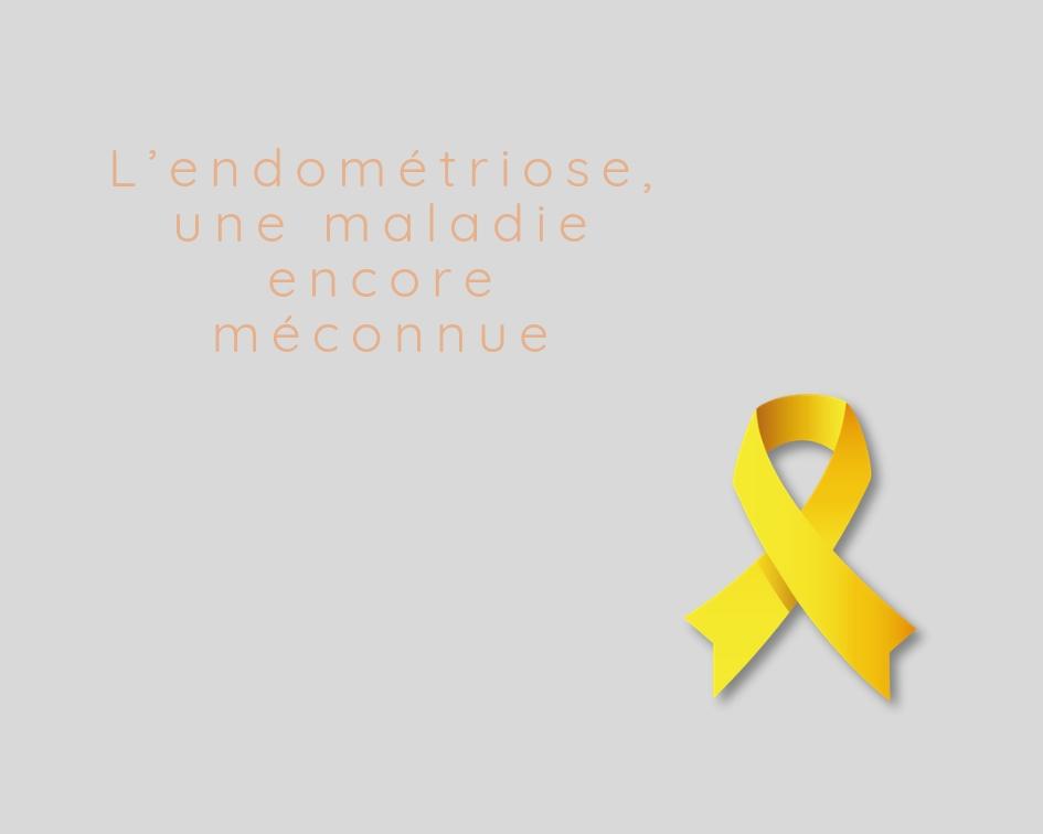 L'endométriose, une maladie encore méconnue
