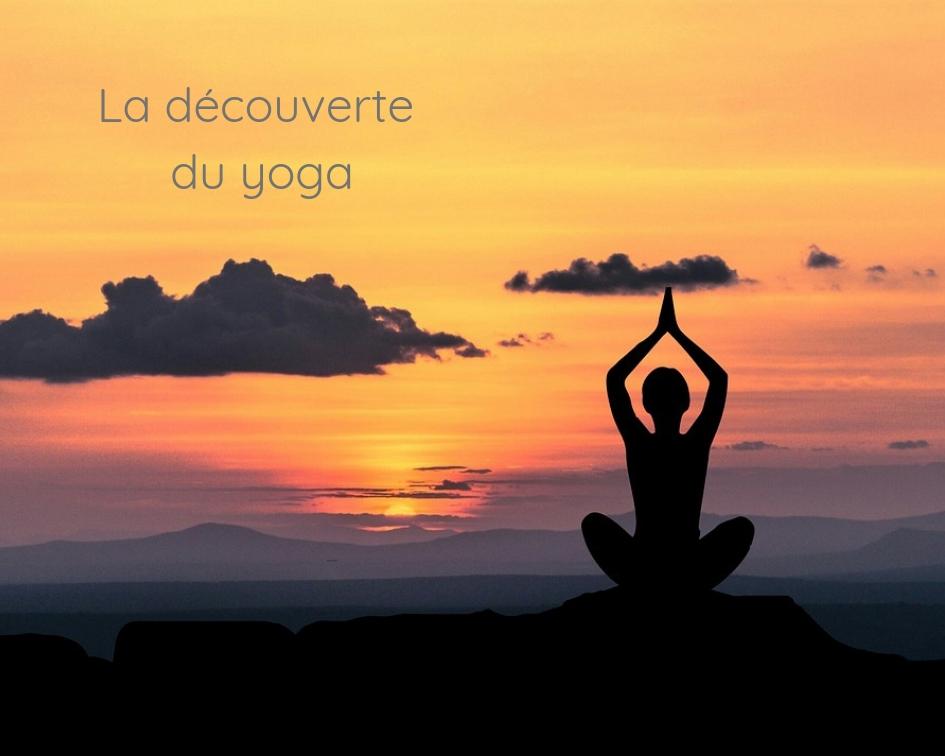 La découverte du yoga